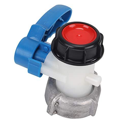 BALLSHOP DN50 IBC Kugelhahn Auslaufhahn Regenwassertank Absperrhahn Innendurchmesser 75mm Einlass