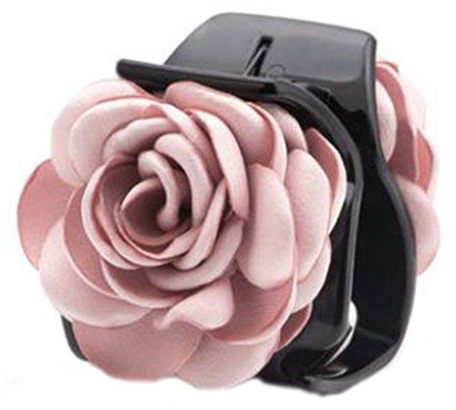 Fleurs/cheveux Barrette pince à cheveux pour les femmes/Lady/Girls Hair Ornament, Rose # 6