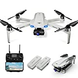 LARVENDER Drones with Camera for Adults 4K, KF102 Easy...