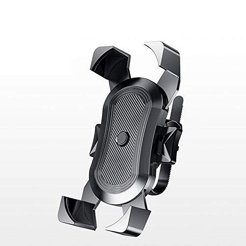 Motorbike Bicycle Anti-Shake Mount Bracket Handlebar Mount Anti-Slip Full Protection Phone Stands GPS Holder Bicycle Phone Bracket