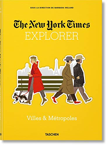 NYT Explorer. Villes & Métropoles