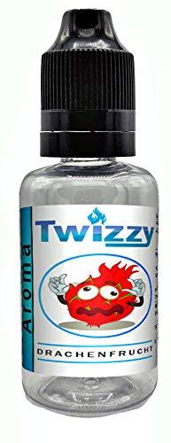 30ml Twizzy® XL Drachenfrucht Aroma   Aroma für Shakes, Backen, Cocktails, Eis   Aroma für Dampf Liquid und E-Shishas   Flav Drops   Ohne Nikotin 0,0mg
