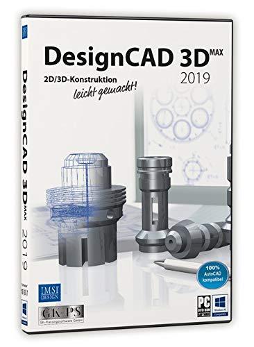 DesignCAD 3D MAX 2019 (v28)