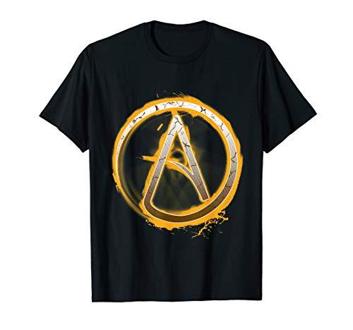 Atheism Symbol Proud Atheist Anti-Religion T-Shirt