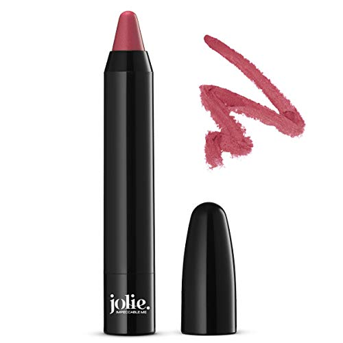 Jolie Color Stick - Moisturizing Lip Colour Crayon - Ultra Modern Jewel-like Gloss for Brilliant Shine (Carousel)