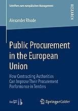 public procurement tender
