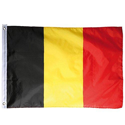 All world countries Belgium Flag