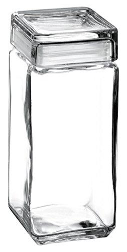 H+H H und H 98666. Landmark Vorratsdose Glas, 2500cc
