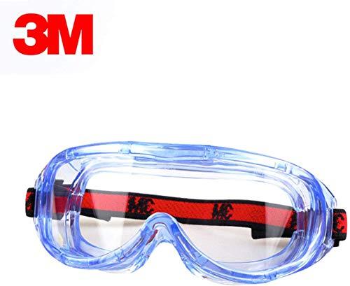 3M Gafas Seguridad 100% Resistencia Las