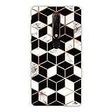 Todo Phone Store Funda Personalizada Diseño Impresion UV LED Silicona Dibujo TPU Gel [Texturas 006] para Nokia 6.1/6 (2018)