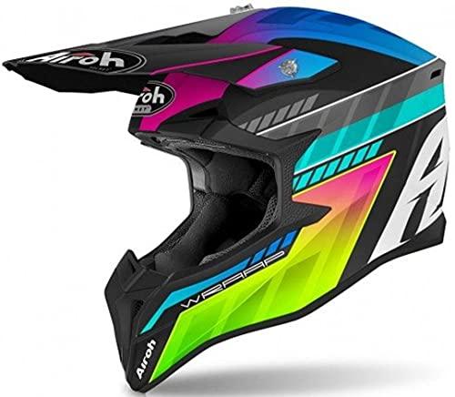 Airoh Unisex-Adult WR Helmet, PRI54, M