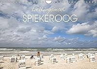 Lieblingsinsel Spiekeroog (Wandkalender 2022 DIN A4 quer): Ein facettenreiches Inselportraet von eindringlicher Praesenz (Monatskalender, 14 Seiten )