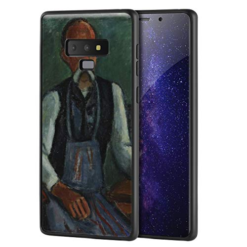 Bela Czobel para Samsung Galaxy Note 9/Caja del teléfono Celular de Arte/Impresión Giclee UV en la Cubierta del móvil(Czobel Bela Fnac B)