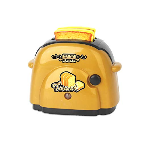 dontdo Juguetes educativos de la casa del juego de los niños, Arrocera Eléctrico Hierro Simulación Electrodoméstico Modelo Niños Pretenden Juego Juguete Pan Fabricante