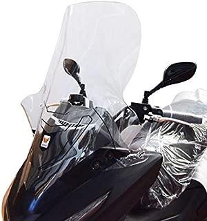 - SUZUKI DL 650 V 04  11 STROM 02  11 trasparente 57 x 48 cm 04  10 GIVI D260ST Plexiglass H x L per KAWASAKI KLV 1000 - SUZUKI DL 1000 V STROM
