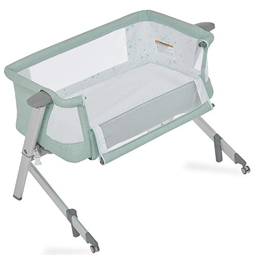 Image of Dream On Me Skylar Bassinet & Bedside Sleeper