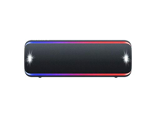 Sony Extra Bass Portable Bluetooth Speaker Black - SRS-XB32/B (Renewed)