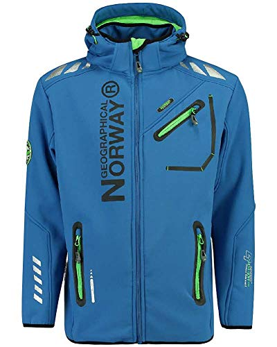 Geographical Norway - Chaqueta Rainman Turbo-Dry para hombre
