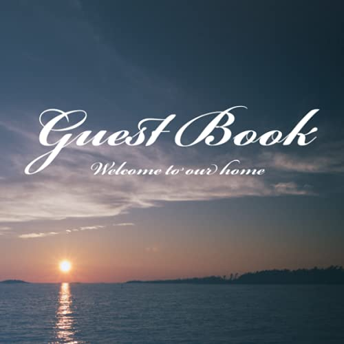 Real Estate Investing Books! - Guest Book: Welcome guest book to share memories and testimonials at your rental property (Matte Edition)