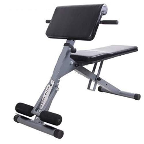 MASODHDFX Multifunktionale Hantelbank Fitnessstuhl Hantel Training, Taille Training, Sit-ups, Push-ups Fitnessgeräte für Männer 1pc