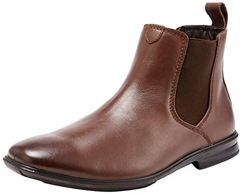 Hush Puppies Men'S Chelsea Boot ,Brown ,14 Us
