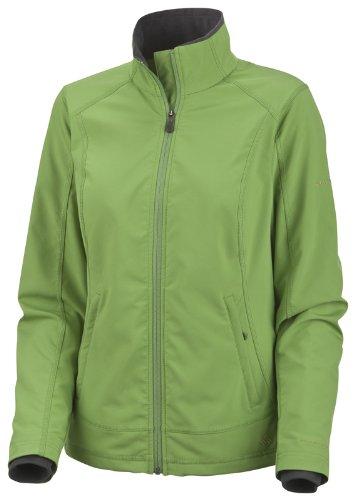 Columbia - Chaqueta de Entrenamiento para Mujer, tamaño L, Color Prado Verde