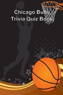 Chicago Bulls Trivia Quiz Book