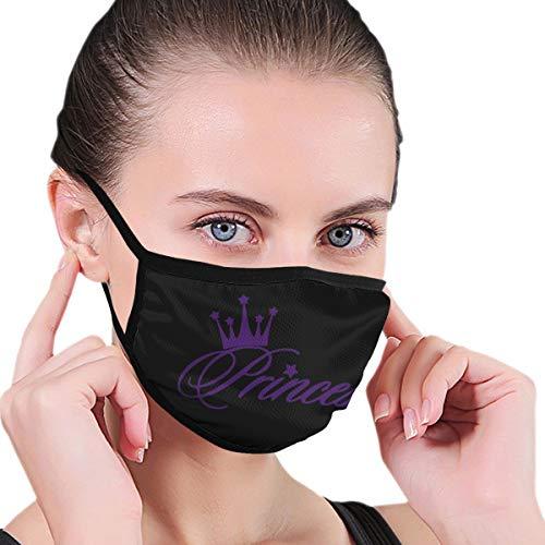 BAGR Prinses Kroon Masker Voor Mannen & Vrouwen - Masker kan worden gewassen Herbruikbaar Masker Een Grootte Meerdere Patronen