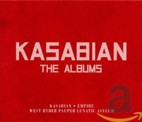 Kasabian: The Albums (Audio CD)