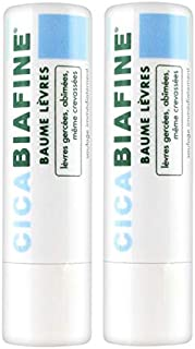 CicaBiafine Lips Balm 2x4.8g