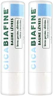 CicaBiafine Lips Balm 2x4.8g