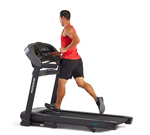Horizon Fitness T303 (HIIT Training Console, More Advanced Programming), Black, Model: HTM1275-01