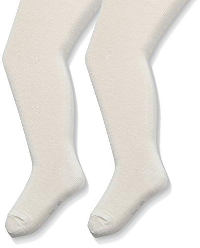 s.Oliver Socks Mädchen S23002 Strumpfhose, Elfenbein (offwhite 2), 122/128 (7-8 Jahre)