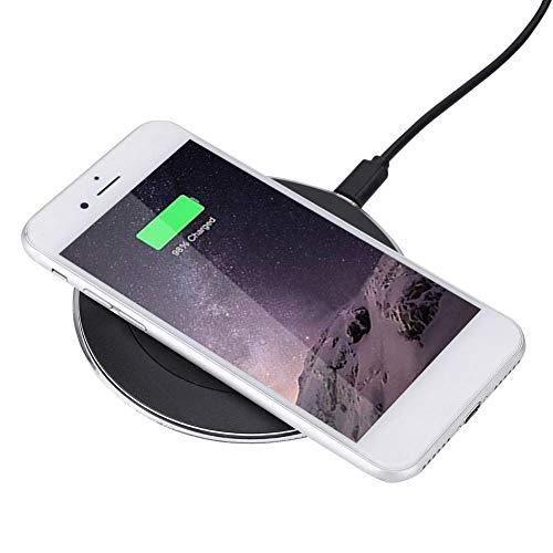 Cargador de teléfono, cargador de pared, cargador ultrafino, protección contra sobrecorriente para cargar el teléfono (estándar WiFi)