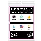 90 Micron | Premium Nylon Tea Filter Press Screen Bags | 2' x 4' | 50 Pack | Zero Blowout Guarantee | All Micron & Sizes Available