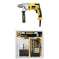 DEWALT DWD210G 10-Amp 1/2-Inch Pistol-Grip Drill by Dewalt