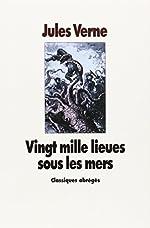 Vingt mille lieues sous les mers (édition abrégée) de Jules Verne