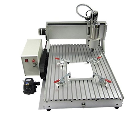Gowe CNC Fräsmaschine Fräsmaschine mit 2,2KW Spindel für Metall Holz Stein