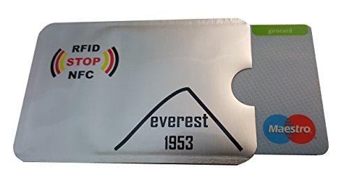 everest1953 4 Stück RFID NFC Blocker...