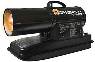 Mr. Heater MH75KTR 75,000 BTU Forced Air Kerosene Heater