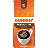 Dunkin' Original Blend Ground Coffee, s Medium Roast, 12 Ounce