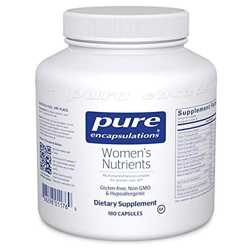 Pure Encapsulations Women's Nutrients | Multivitamin