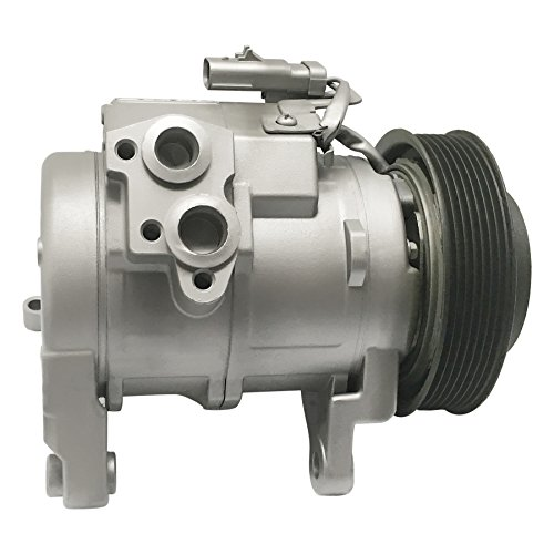 RYC Remanufactured AC Compressor and A/C Clutch GG398