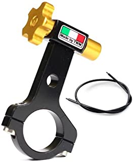 TWM Master Cylinder Remote Span Adjuster for Brembo RCS 19x20 19x18 19x16 Levers Gold