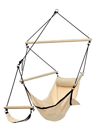 Amazonas AZ-2030560 Swinger sand Hängematte, Belastbarkeit 120kg