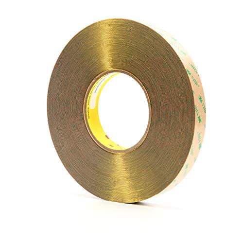 3M(TM) VHB(TM) Adhesive Transfer Tape F9473PC Clear, 0.75 in x 60 yd 10 mil