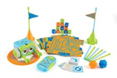 EARLY STEM SKILLS: Botley helps your child learn early STEM skills while playing and having fun. He teaches kids to code with active, screen-free play that's perfect for promoting critical thinking and problem solving skills READY RIGHT OUT OF THE BO...