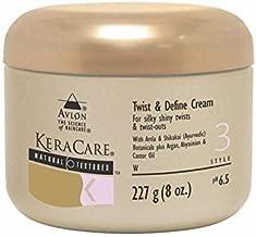 Keracare Natural Textures Twist & Define Cream (227G)