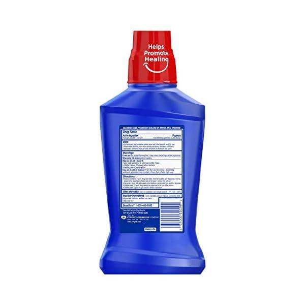 Colgate Peroxyl Antiseptic Mouthwash