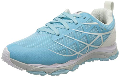 Jack Wolfskin Damen Trail Blaze Vent Low W Cross-Trainer, Blau (Light Blue/White 1585), 42 EU
